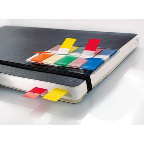 Haftmarker Z-Marker Film Color-Tip 12x43mm 5 Grundfarben transparent Sigel HN475 (PACK=130 BLATT) Produktbild Additional View 2 L