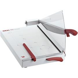 Schneidemaschine mit Hebel Schnittlänge 460mm, Schnitthöhe 3mm perlgrau Ideal 1046 Produktbild