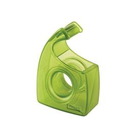 Handabroller Easy Cut ecoLogo leer füllbar bis 19mm x 10m grün Tesa 57955-00000-00 Produktbild