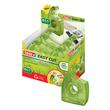 Handabroller Easy Cut ecoLogo leer füllbar bis 19mm x 33m grün Tesa 57956-00000-00 Produktbild Additional View 1 S