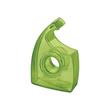 Handabroller Easy Cut ecoLogo leer füllbar bis 19mm x 33m grün Tesa 57956-00000-00 Produktbild