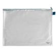 Reißverschlusstasche 445x320mm gewebeverstärkte PVC-Folie Veloflex 2703000 Produktbild