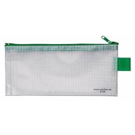 Reißverschlusstasche 200x100mm gewebeverstärkte PVC-Folie Veloflex 2706000 Produktbild