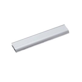 Klemmleiste 218x40mm Aluminium silbereloxiert HEBEL 62464-08 Produktbild