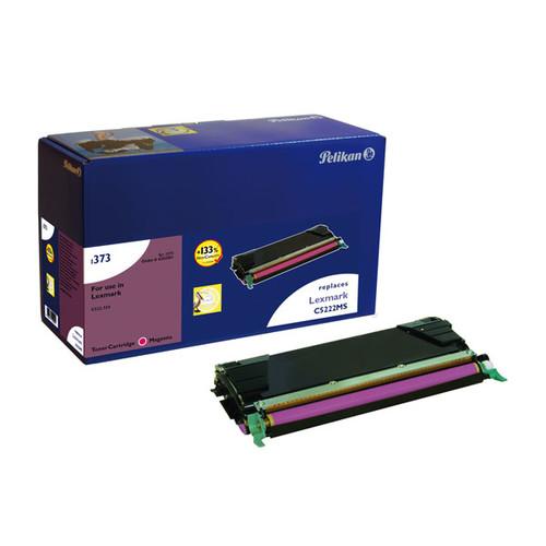 Toner Gr. 1373m (C5222MS) für C522 7000Seiten magenta Pelikan 4202901 Produktbild Front View L
