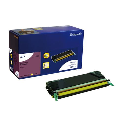 Toner Gr. 1373y (C5222YS) für C522 7000Seiten yellow Pelikan 4202918 Produktbild Front View L