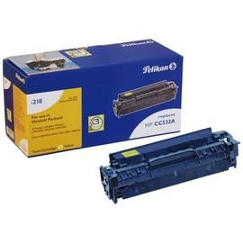 Toner Gr. 1218 (CC532A) für Color Laserjet CP2025/CM2320 2800Seiten yellow Pelikan 4207203 Produktbild