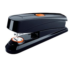 Heftgerät B8FC Power on Demand FlatClinch bis 50Blatt für 24/8+26/8 schwarz glänzend Novus 020-1673 Produktbild