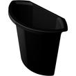 Abfalleinsatz ohne Deckel Standard 6l schwarz Helit H6106995 Produktbild Additional View 1 S