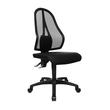 Drehstuhl Open Point P schwarz Topstar OP100G20 Produktbild