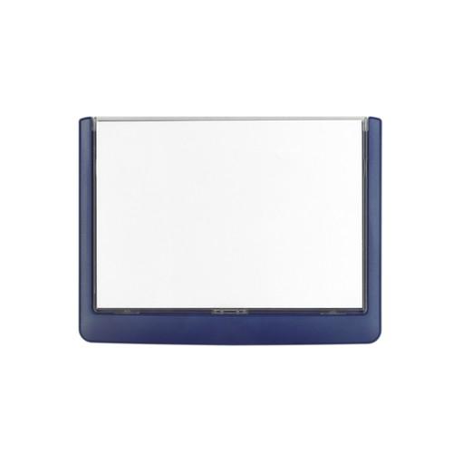 Türschild CLICK SIGN 149x105,5mm dunkelblau kunststoff Durable 4861-07 Produktbild Additional View 2 L