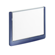 Türschild CLICK SIGN 149x105,5mm dunkelblau kunststoff Durable 4861-07 Produktbild Additional View 3 S