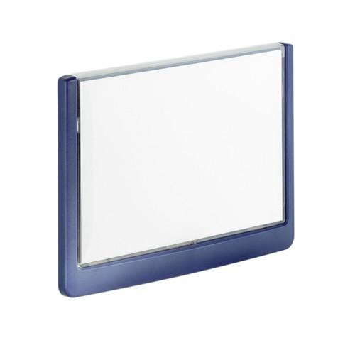 Türschild CLICK SIGN 149x105,5mm dunkelblau kunststoff Durable 4861-07 Produktbild Additional View 3 L