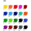 Fasermaler Triplus Color 323 1,0mm Dreikant sortiert Staedtler 323SB20 (ETUI=20 STÜCK) Produktbild Additional View 4 S