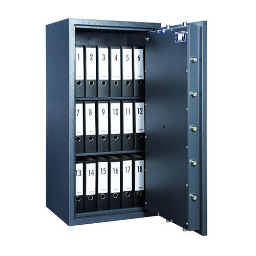 Wertschutzschrank Gemini Pro 70 155x85x55cm graphitgrau RAL7024 Format 003880-60000 Produktbild