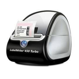 Etikettendrucker LabelWriter 450 Turbo LW-Etiketten Dymo S0838820 Produktbild