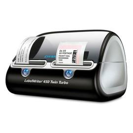 Etikettendrucker LabelWriter 450 Twin Turbo LW-Etiketten Dymo S0838870 Produktbild