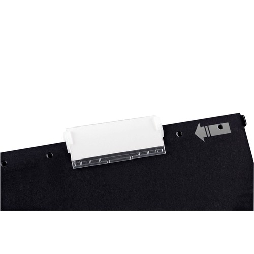 Vollsichtreiter ALPHA active 60x33mm transparent PP Leitz 6126-00-03 (PACK=5 STÜCK) Produktbild Additional View 1 L
