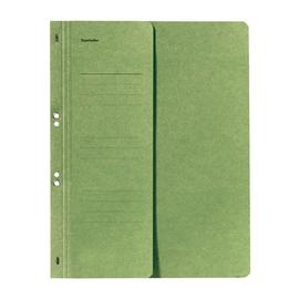 Ösenhefter 1/2 Vorderdeckel für kaufmännische Heftung grün Karton 80000490 Produktbild