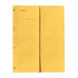 Ösenhefter 1/2 Vorderdeckel für kaufmännische Heftung gelb Karton 80003825 Produktbild