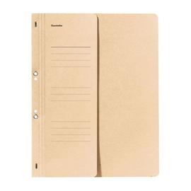 Ösenhefter 1/2 Vorderdeckel für kaufmännische Heftung chamois Karton 80003833 Produktbild