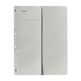 Ösenhefter 1/2 Vorderdeckel für kaufmännische Heftung grau Karton 80000508 Produktbild