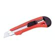 Schneidemesser Profi Cutter 18mm rot Kunststoff mit Metallführung Alco 122 Produktbild