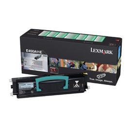 Toner für Optra E250/E350/E352 3500Seiten schwarz Lexmark E250A11E Produktbild