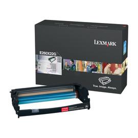 Trommel für E260/360/460/462 30000Seiten Lexmark E260X22G Produktbild