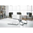 Schubladenbox iBox Designbox 5 Schübe 295x247x355mm weiß Kunststoff HAN 1551-12 Produktbild Additional View 3 S