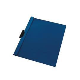 Klemmmappe A4 bis 60Blatt dunkelblau PVC Herlitz 10312833 Produktbild