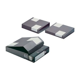 Ordner-Versandbox 80 87/64x298x325mm anthrazit Wellkarton NIPS 143393111 Produktbild