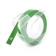 Prägeband 3D 9mmx3m glänzend grün Plastik Dymo 520105 Produktbild