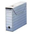Ablageschachtel für Hängemappen tric 340x265x95mm grau/weiß ELBA 100552039 Produktbild