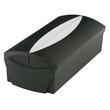 Visitenkartenbox Vip-Set 120x245x80mm für 500Karten schwarz HAN 2000-13 Produktbild