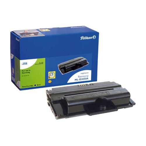 Toner Gr. 1358SR (MLD3050A) für ML 3050-3051 4000Seitem schwarz Pelikan 4204400 Produktbild Front View L