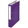 Ordner Chromos A4 50mm violett Kunststoff Centra 231140 Produktbild