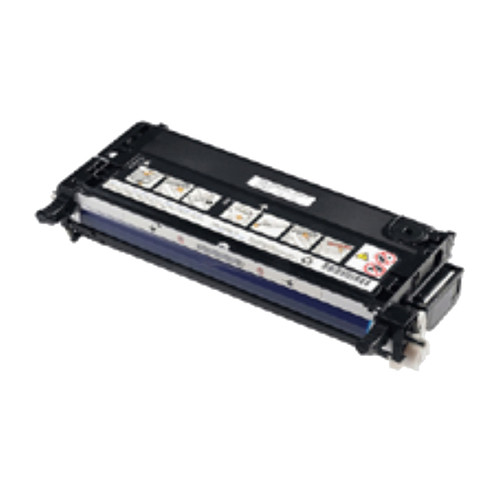 Toner PF030 für 3110CN/3115CN 8000Seiten schwarz Dell 593-10170 Produktbild Front View L