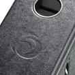 Doppelordner A4 für 2x A5 quer 80mm schwarz Pappe Herlitz 5190806 Produktbild Additional View 2 S