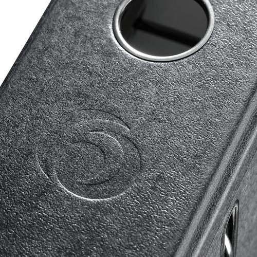 Doppelordner A4 für 2x A5 quer 80mm schwarz Pappe Herlitz 5190806 Produktbild Additional View 2 L