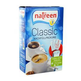 Süßstoff-Nachfüllpackung Diätsüße Natreen 140225 (PACK=1500 STÜCK) Produktbild