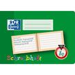 Schreiblernheft Oxford A5 quer Lineatur 1q 1.Schuljahr 16Blatt 90g Optik Paper 100050101 Produktbild