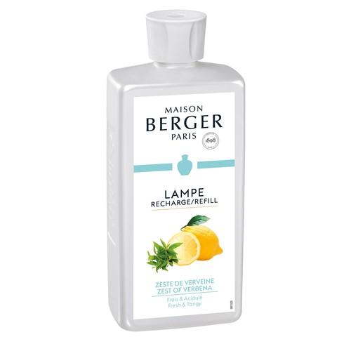 Raumduft Parfums Zeste de Verveine / Zest of Verbena 500ml Lampe Berger 115056 (FL=0,5 LITER) Produktbild Front View L