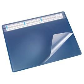 Schreibunterlage Durella Soft 50x65cm blau Läufer 47605 Produktbild