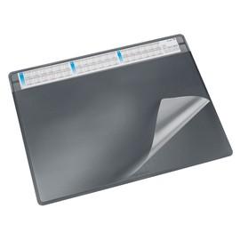 Schreibunterlage Durella Soft 50x65cm schwarz Läufer 47656 Produktbild
