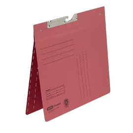 Zweifalz-Pendelhefter kaufmännische + Amtsheftung rot Elba 100420898 Produktbild