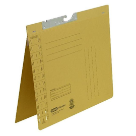Pendelhefter Amtsheftung 320g gelb Manilakarton Elba 100560088 Produktbild