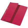 Ösenhefter 1/2 Vorderdeckel Amtsheftung 240x305mm für 170Blatt rot Karton Leitz 3741-00-25 Produktbild