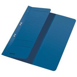 Ösenhefter 1/2 Vorderdeckel Amtsheftung 240x305mm für 170Blatt blau Karton Leitz 3741-00-35 Produktbild