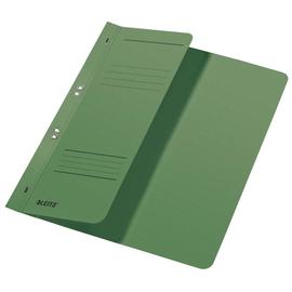 Ösenhefter 1/2 Vorderdeckel Amtsheftung 240x305mm für 170Blatt grün Karton Leitz 3741-00-55 Produktbild